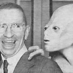 Ross Perot with Alien
